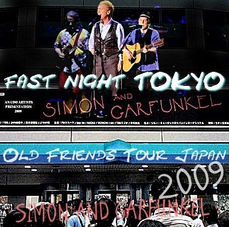 コレクターズCD サイモン&ガーファンクル(Simon & Garfunkel 2009年 日本公演 東京ドーム初日)