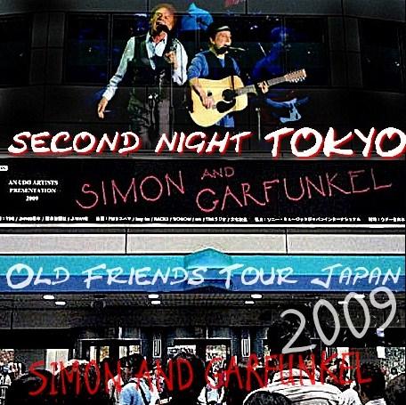 コレクターズCD サイモン&ガーファンクル(Simon & Garfunkel 2009年 日本公演 東京ドーム2日目)