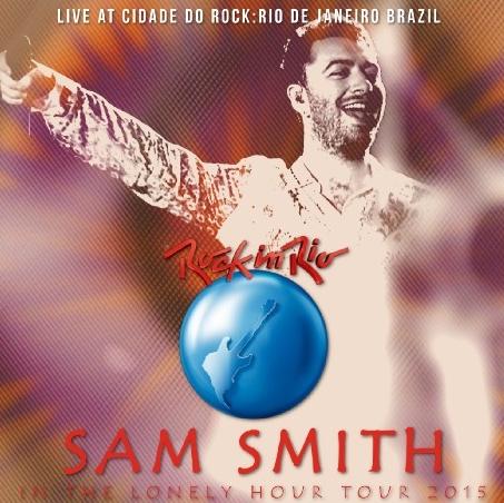 コレクターズCD サム・スミス 2015年南米公演 9月26日 南米 リオ