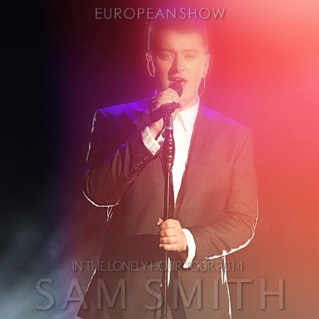 コレクターズCD サム・スミス(Sam Smith) 2014年ヨーロッパツアー(In the Lonely Hour Tour )