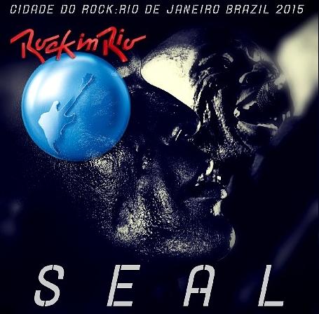 コレクターズCD シール(Seal)2015年南米公演 ロックインリオ