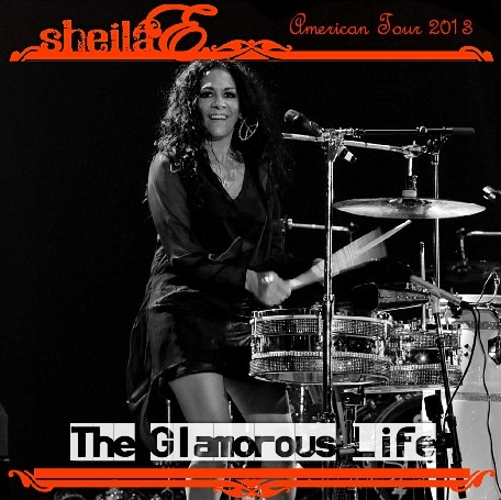 コレクターズCD Sheila E.(シーラ・E)2013年アメリカツアー