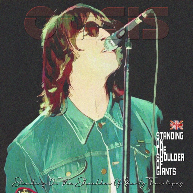 コレクターズCD Oasis - Standing On The Shoulder Of Giants Tour tapes 2000
