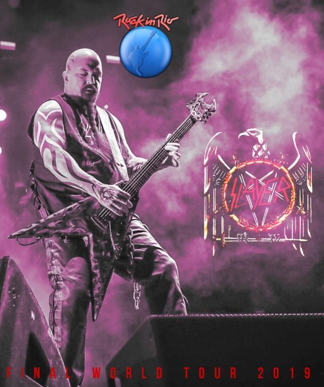 コレクターズBlu-ray Slayer - Final World Tour 2019