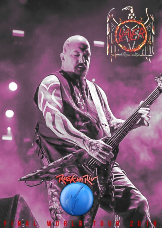 コレクターズDVD Slayer - Final World Tour 2019