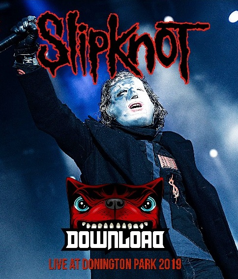 コレクターズBlu-ray Slipknot - Download Festival 2019