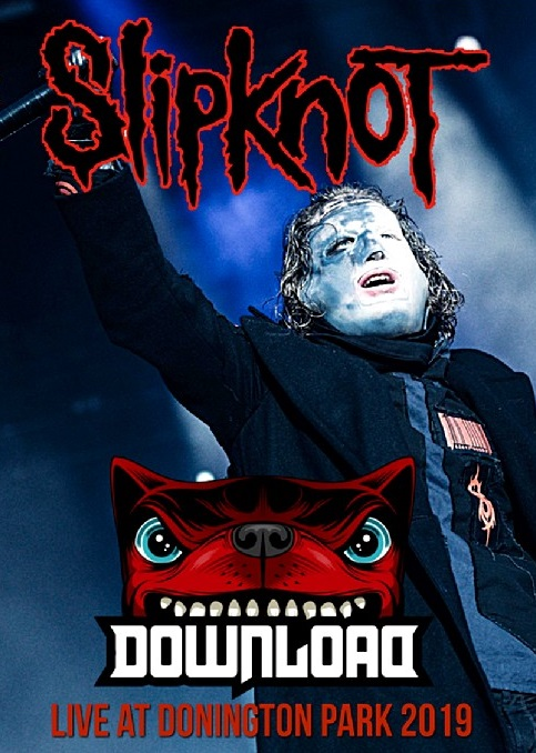 コレクターズDVD Slipknot - European Tour 2019