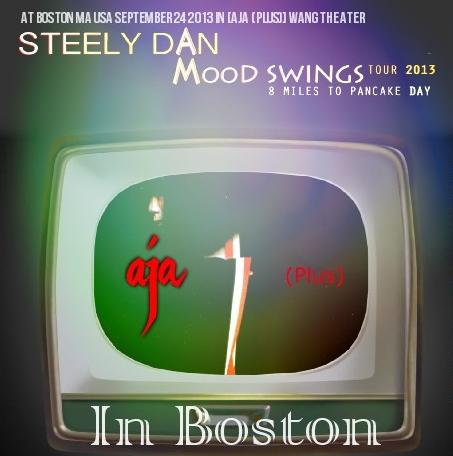 コレクターズCD スティーリー・ダン(Steely Dan)2013年アメリカツアー