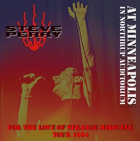 コレクターズCD スティーヴ・ペリー(Steve Perry) 1994年アメリカツアー