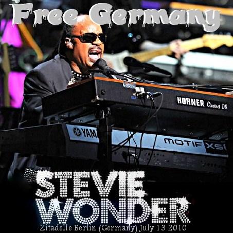 コレクターズCD スティーヴィー・ワンダー(Stevie Wonder 2010年ドイツ ライブ)/Berlin (Germany)