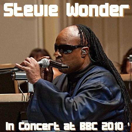 コレクターズCD スティーヴィー・ワンダー(Stevie Wonder2010年イギリスライブ)/BBC