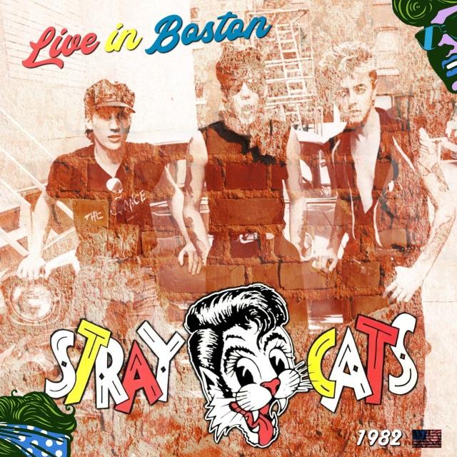 コレクターズCD Stray Cats - US Tour 1982