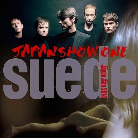 コレクターズCD スウェード(Suede)2014年日本公演初日 5月5日 JAPAN JAM 2014