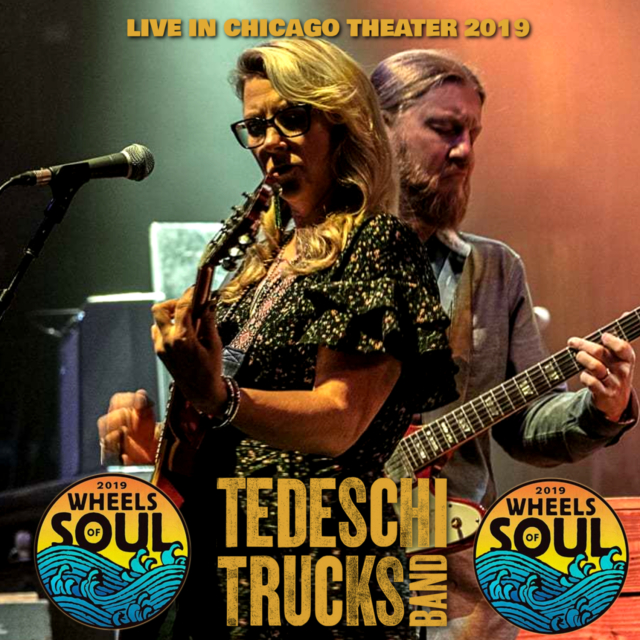 コレクターズCD Tedeschi Trucks Band - North American Tour 2019