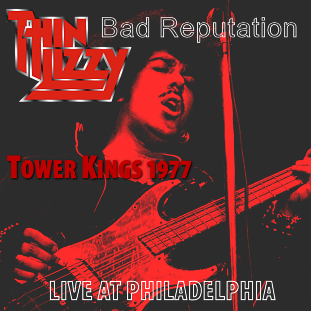 コレクターズCD Thin Lizzy - Bad Reputation Tour 1977