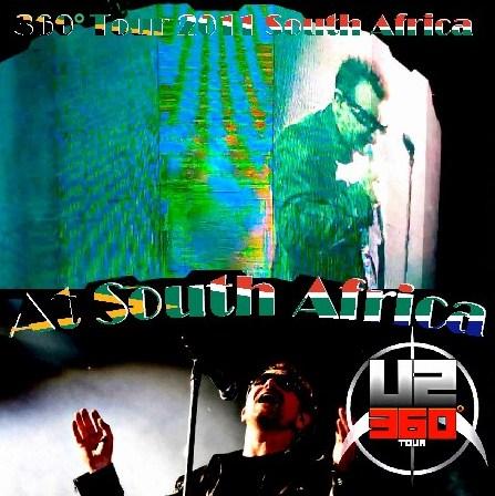 コレクターズCD U2(ユーツー 2011年南アフリカツアー)Soccer City (FNB Stadium) 2011.02.13