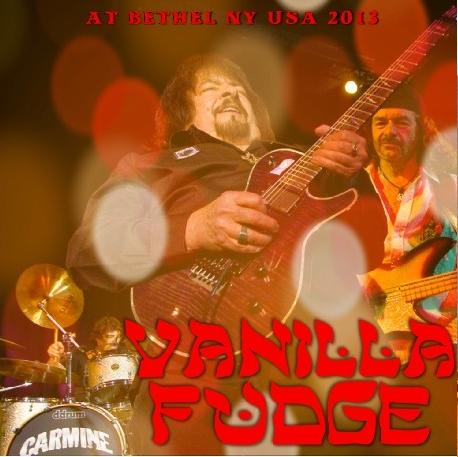 コレクターズCD ヴァニラ・ファッジ(Vanilla Fudge) 2013年 アメリカツアー