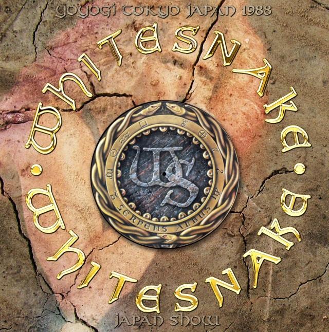 コレクターズCD Whitesnake - Japan Tour 1988
