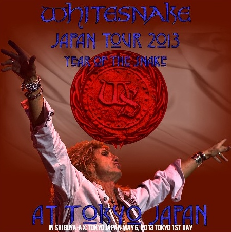 コレクターズCD Whitesnake 2013年 日本公演