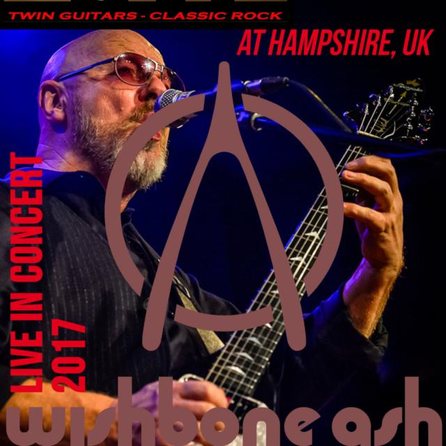 コレクターズCD ウィッシュボーン・アッシュ(Wishbone Ash)2017年 ヨーロッパツアー