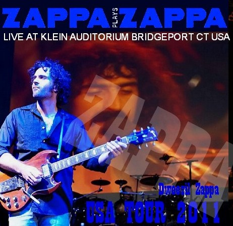 コレクターズCD Zappa Plays Zappa(ザッパ・プレイズ・ザッパ) USA Tour 2011