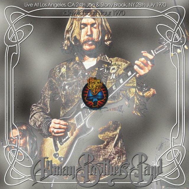 コレクターズCD The Allman Brothers Band - USA Tour 1970