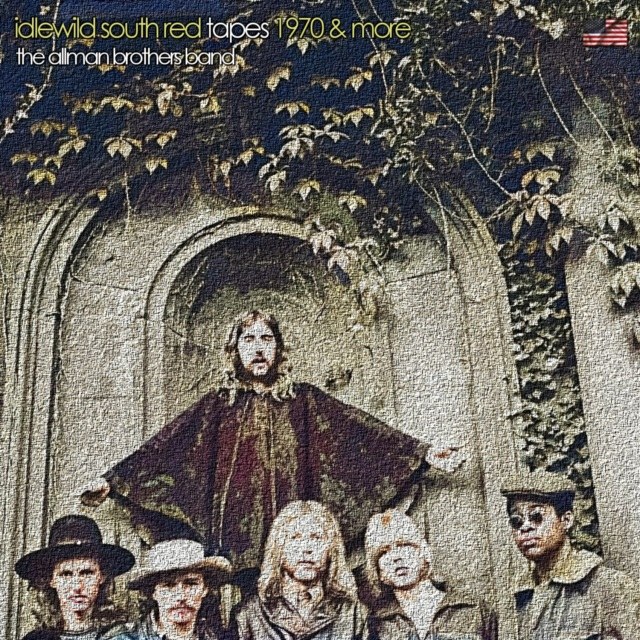 コレクターズCD The Allman Brothers Band - Idlewild South red tapes 1970 & more 1969&1971