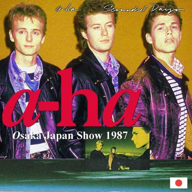 コレクターズCD a-ha - World Tour 1987