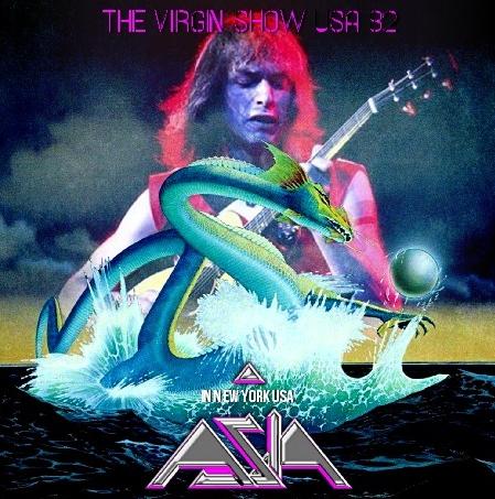 コレクターズCD エイジア 1982年アメリカツアー