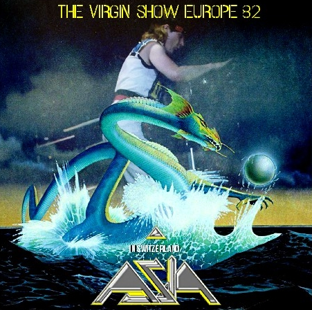 コレクターズCD エイジア 1982年ヨーロッパツアー