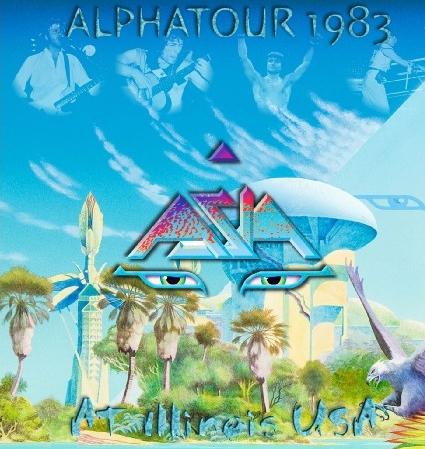 コレクターズCD エイジア 1983年アメリカツアー