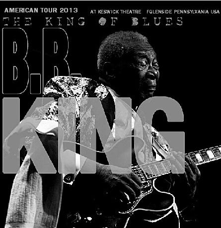 コレクターズCD BBキング 2013年 アメリカツアー