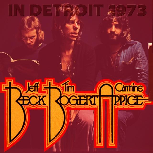 コレクターズCD Beck Bogert & Appice - US Tour 1973