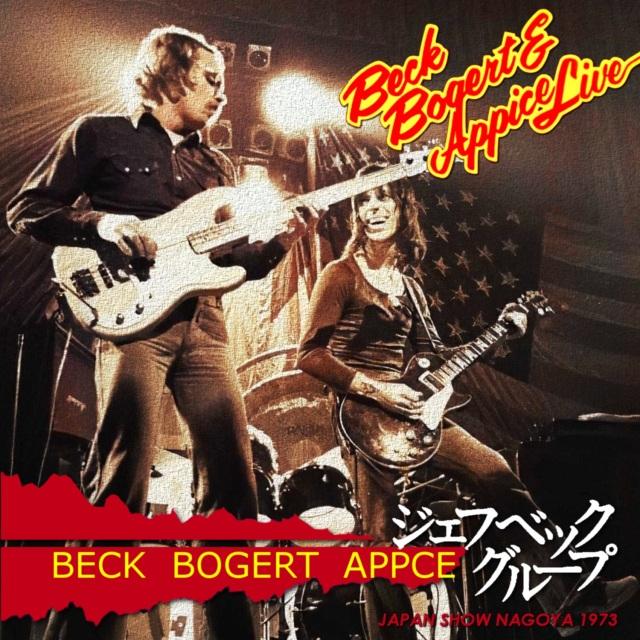 コレクターズCD Beck Bogert, & Appice - Japan Tour 1973