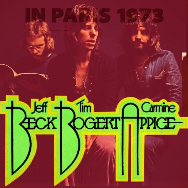 コレクターズCD Beck Bogert & Appice - European Tour 1973