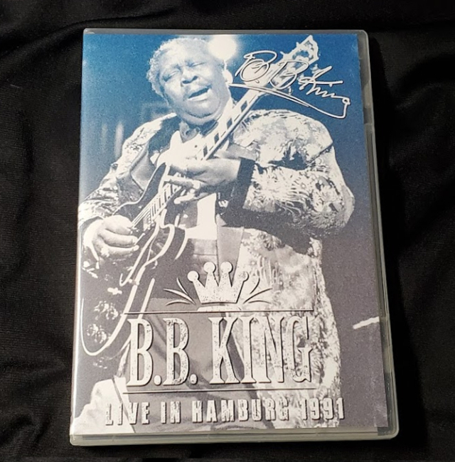 コレクターズDVD B.B. King - European Tour 1991