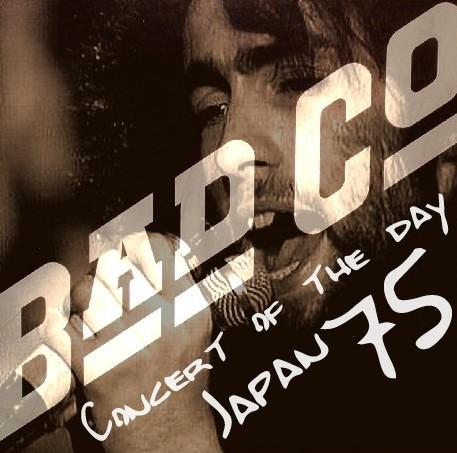 コレクターズCD Bad Company(バッド・カンパニー初来日75年東京)Budokan 75.03.03