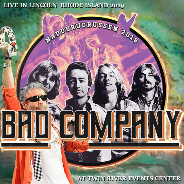 コレクターズCD Bad Company - American Tour 2019