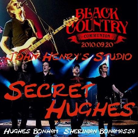 コレクターズCD Black Country Communion(グレン・ヒューズw/ブラック・カントリー・コニュニオン)2010 London