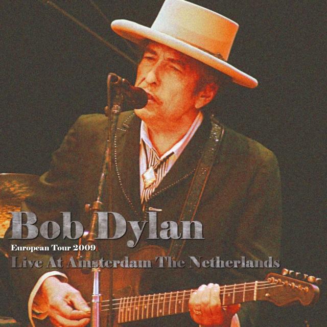 コレクターズCD Bob Dylan - European Tour 2009