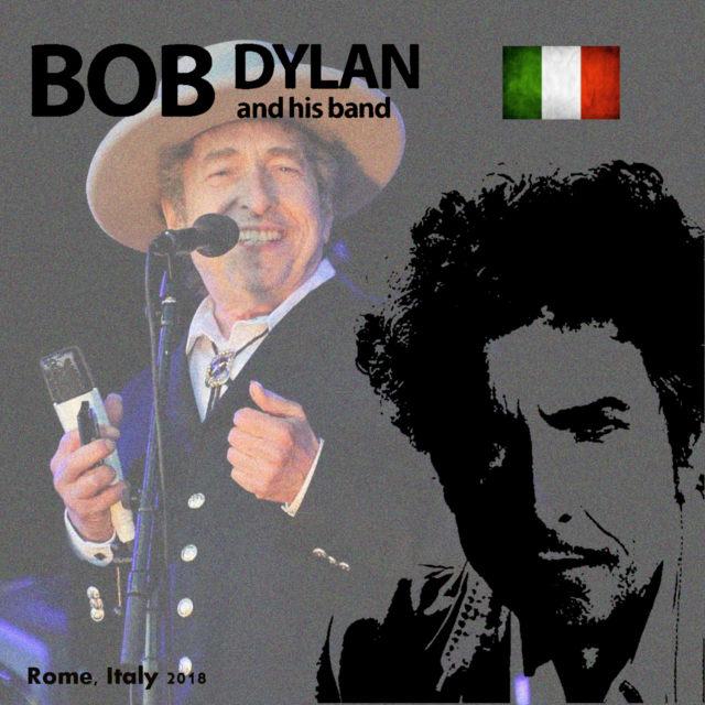 コレクターズCD Bob Dylan - Never Ending Japan Tour 2018