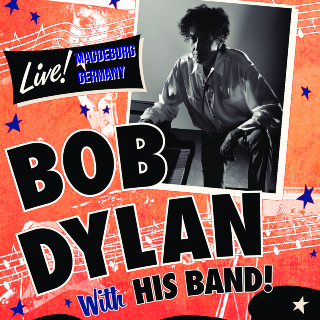 コレクターズCD Bob Dylan - European Tour 2019