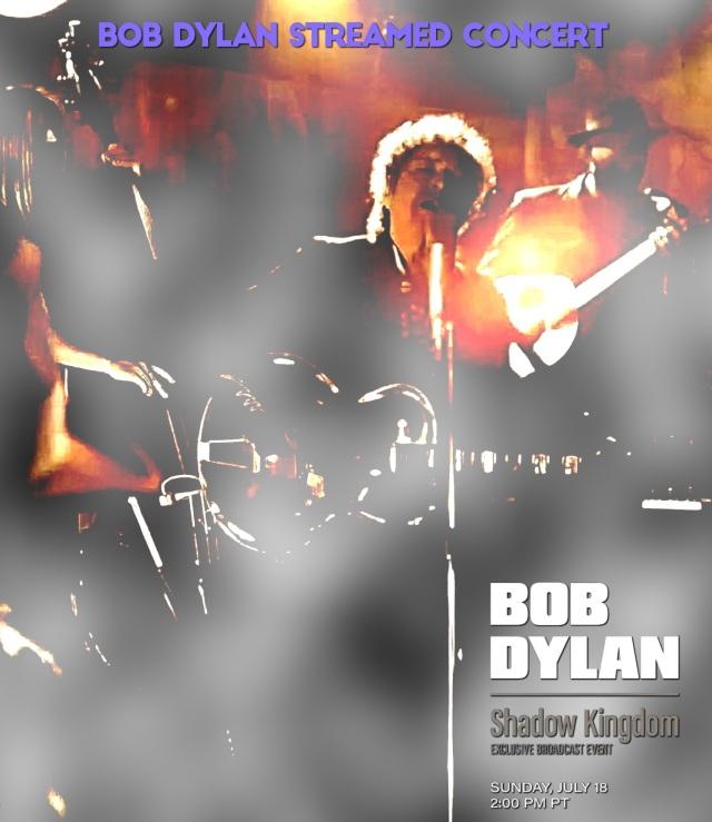 コレクターズBlu-ray  Bob Dylan - SHADOW KINGDOM performance 2021
