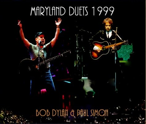 Bob Dylan&Paul Simon TOGETHER ON SUMMER TOUR 99/Maryland Heights, Missouri99.7.10