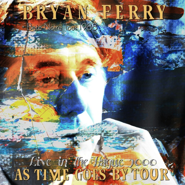 コレクターズCD Bryan Ferry - As Time Goes By Tour 2000