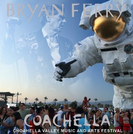 コレクターズCD ブライアン・フェリー(Bryan Ferry)2014年アメリカツアー