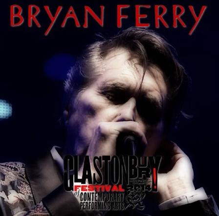 コレクターズCD ブライアン・フェリー(Bryan Ferry) 2014年ヨーロッパツアー