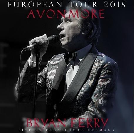コレクターズCD ブライアン・フェリー(Bryan Ferry)2015年ヨーロッパツアー