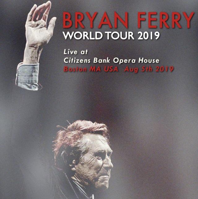 コレクターズCD Bryan Ferry - World Tour 2019 Tour