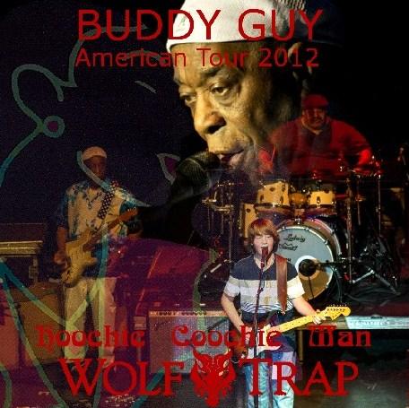 コレクターズCD BUDDY GUY(バディ・ガイ) アメリカツアー2012